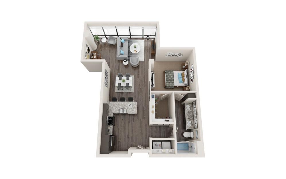 L3 floor plan