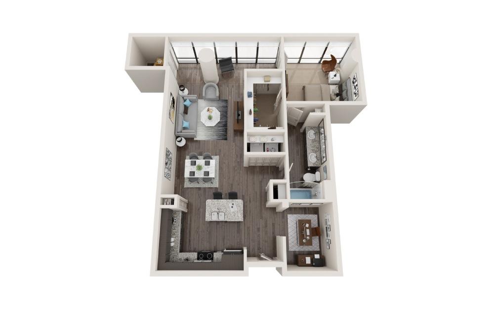 L4 floor plan