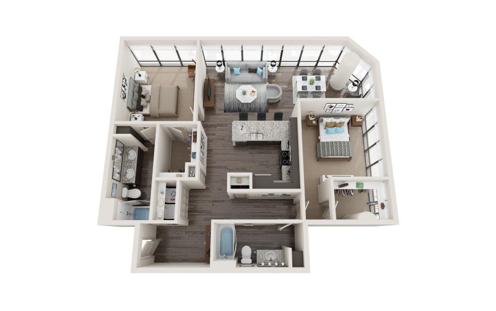 L5 floor plan
